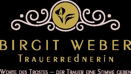 Trauerreden Birgit Weber
